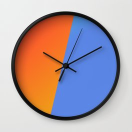 Someone cares Wall Clock
