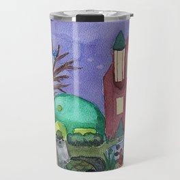 Animal Town Travel Mug