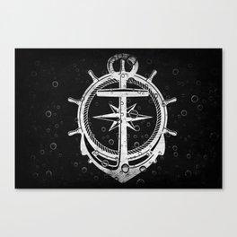 Anchor II Canvas Print
