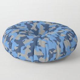 Camouflage Marina Floor Pillow