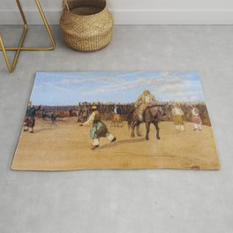 En El Corral - Digital Remastered Edition Rug