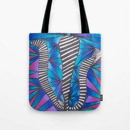 What's Up Wit' Dat' - Mazuir Ross Tote Bag