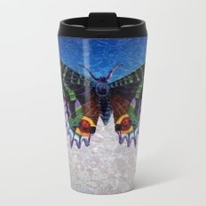 Butterfly Dreams 2 Metal Travel Mug