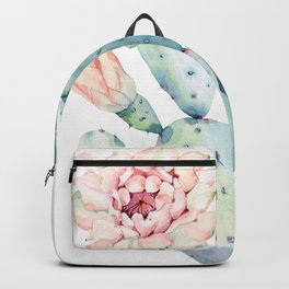 The Prettiest Cactus Backpack