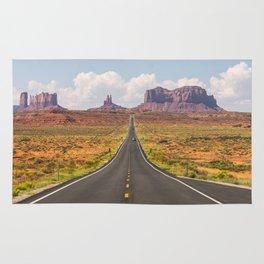 Monument Valley Utah, United States Rug