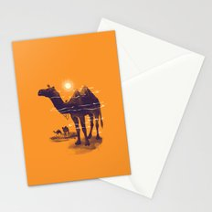 Walking Pyramid Stationery Cards