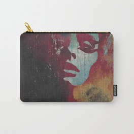 """NC"" Art by weart2 Carry-All Pouch"