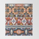 Fancy abstract geometric vector pattern in tribal style.cdr by to_mua_to