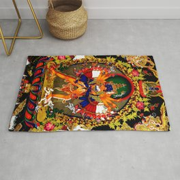 Hindu Kali 12 Rug
