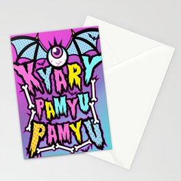 Kyary Pamyu Pamyu 3 T-shirt Stationery Cards
