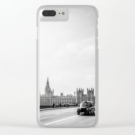 Parliament Walk Clear iPhone Case