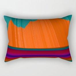 Paint Me a Mountain Rectangular Pillow