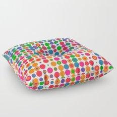 Random Dots V.2 Floor Pillow