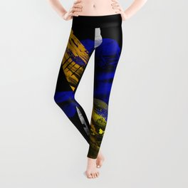 Sunset Surf Leggings