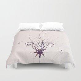 Whimsical Wilde Flower Duvet Cover