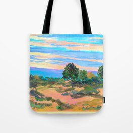 Western Influences Vista Tote Bag
