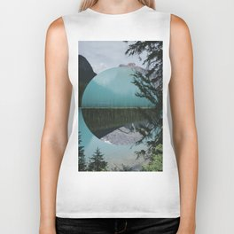What is the reality? Biker Tank