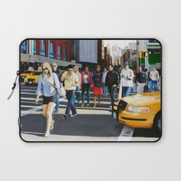 SoHo, New York City Laptop Sleeve