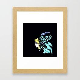 """""""AVA'S POSSESSIONS"""" ARTWORK Framed Art Print"""