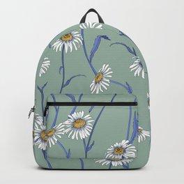 Chamomile field Backpack