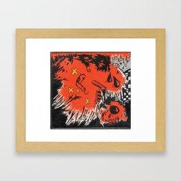 Canvas! Framed Art Print