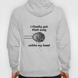 Song Out of My Head Hoody