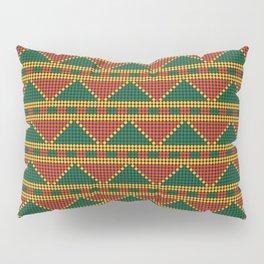 Africa-inspired pattern Pillow Sham