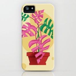 Plant Love iPhone Case