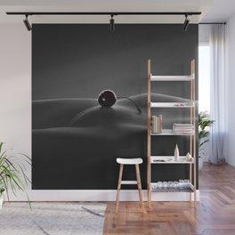 shadow nude adult cherry Wall Mural