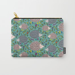 Scattered Hedgies Carry-All Pouch