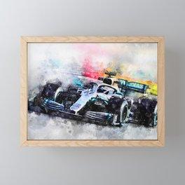 Hamilton 2019 Framed Mini Art Print
