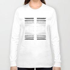 War paint Long Sleeve T-shirt