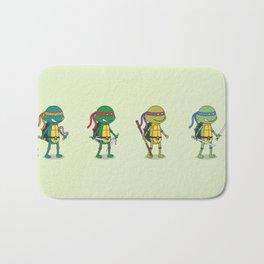 Teenage Mutant Ninja Turtles Bath Mat