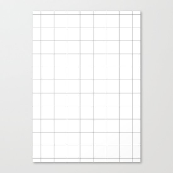 You're a square Canvas Print