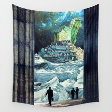 Emerald City Wall Tapestry