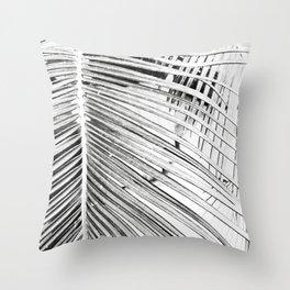 Palm Down Throw Pillow