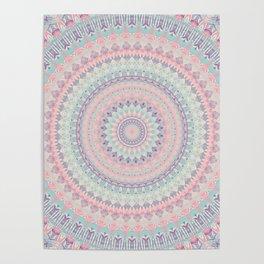 Mandala 602 Poster