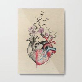 Split/Merge Metal Print