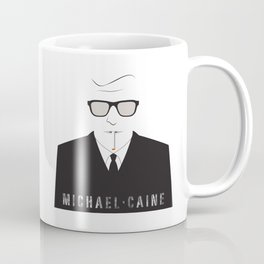 inspired by song .. michael caine Coffee Mug