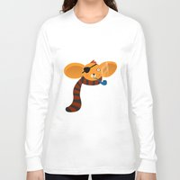 koala Long Sleeve T-shirts featuring Koala by Volkan Dalyan