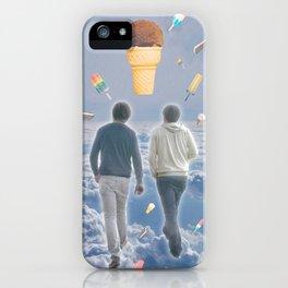 Bill & Nick's Ice Cream Adventure! iPhone Case