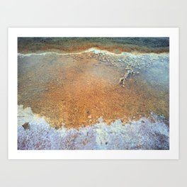 Kansas Sands Art Print