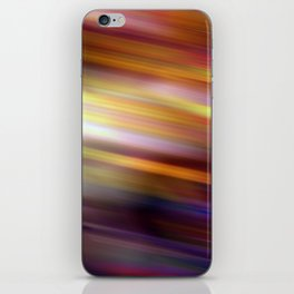 Color Whirlwind iPhone Skin