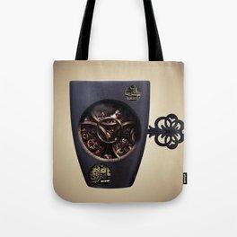 The Mechanic Coffee Tote Bag