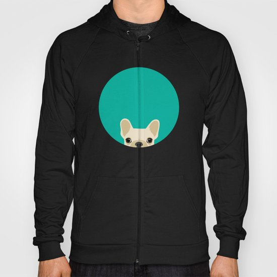 French Bulldog Hoody
