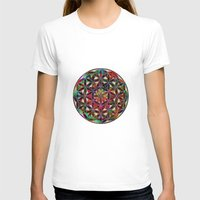 flower of life T-shirts featuring Flower of Life variation by Klara Acel