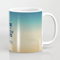 The best dreams happen when you're awake Mug