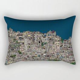 London Favela Rectangular Pillow