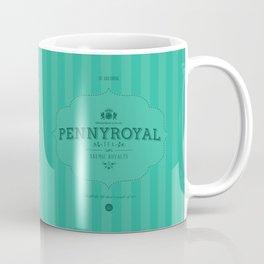Pennyroyal Tea Coffee Mug