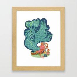 Tales of Summer  Framed Art Print